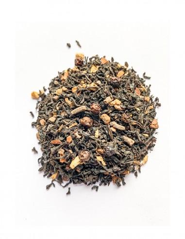 Té Negro Chai Tea