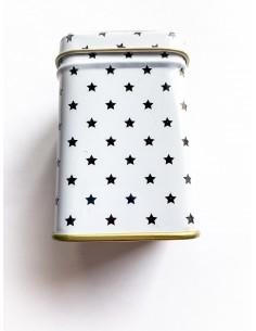 Lata Metálica Estrellas 25 gr